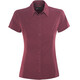 Mammut Trovat Light - T-shirt manches courtes Femme - rouge
